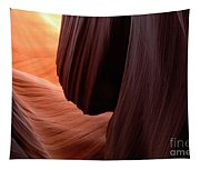 Antelope Canyon Living Rock Tapestry