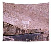Antelope House Petroglyphs Tapestry