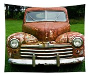 Antique Ford Car 8 Tapestry