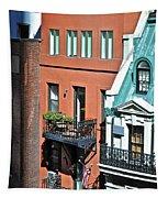 Apartments Near Moma Tapestry