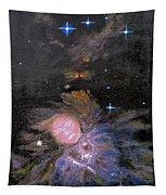 Aphrodite In Orion's Nebula Tapestry