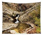 Apikuni Falls Tapestry