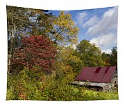 Appalachian Autumn Tapestry