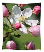 Apple Blossom Tapestry