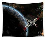 10117 Arc-170 Starfighter Tapestry