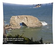 Arch Rock Tapestry