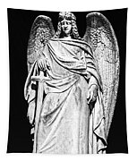 Archangel By Night Tapestry