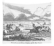 Argentina: Gauchos, 1853 Tapestry