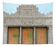 Art Nouveau Sex Shop Tapestry