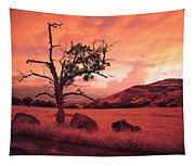 Ashland Sunset Tapestry
