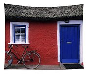 Askeaton, Co Limerick, Ireland, Bicycle Tapestry