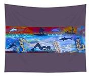 At Sea  Tapestry