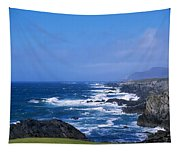 Atlantic Ocean, Achill Island, Looking Tapestry