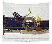 Auto: Rolls-royce, 1908 Tapestry