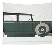 Automobile: Stutz, 1929 Tapestry