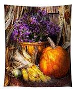 Autumn - Autumn Is Festive  Tapestry