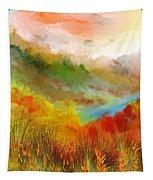 Autumn Daze Tapestry