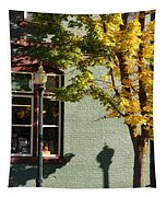 Autumn Detail In Old Town Grants Pass Tapestry