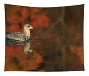 Autumn Gull Tapestry
