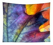 Autumn Leaf Abstract 2 Tapestry