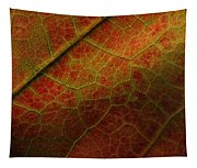 Autumn Maple Leaf Tapestry