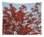 Autumn Moon Tapestry