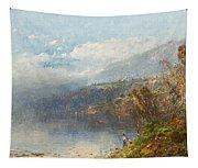 Autumn On The Androscoggin Tapestry