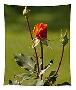 Autumn Rose Tapestry