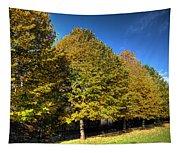 Autumn Row Tapestry