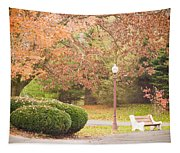 Autumn Stroll Tapestry