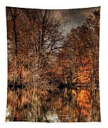 Autumn's End Tapestry