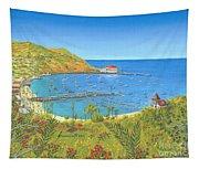 Avalon Catalina Island Tapestry