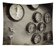 Aviation History Tapestry