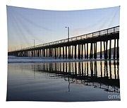 Avila Beach Pier California 3 Tapestry