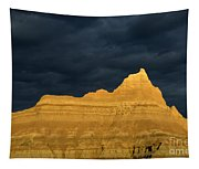 Badlands Early Light Tapestry