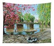 Bakewell Bridge - Derbyshire Tapestry