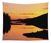 Ballynahinch Lake, Connemara, Co Tapestry