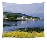 Ballyvaughan, Co Clare, Ireland Small Tapestry