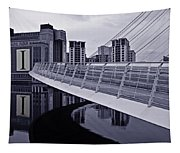 Baltic And Gateshead Millennium Bridge Tapestry
