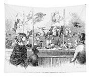 Barnums Museum, 1853 Tapestry