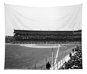 Baseball Game, C1912 Tapestry