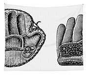Baseball Mitt, C1900 Tapestry