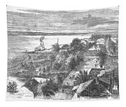 Baton Rouge, 1862 Tapestry