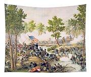 Battle Of Spottsylvania May 1864 Tapestry