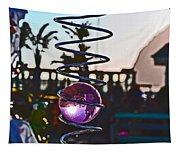 Beach Ball Tapestry