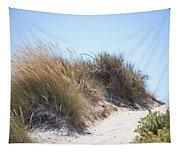 Beach Sand Dunes I Tapestry