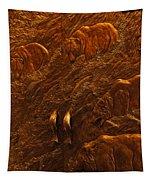 Bear Entrance Doors At Taprock Tapestry