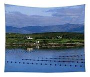 Beara, Co Cork, Ireland Mussel Farm Tapestry