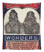 Bearded Family, 1887 Tapestry