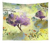 Beautiful Andalusia 04 Tapestry